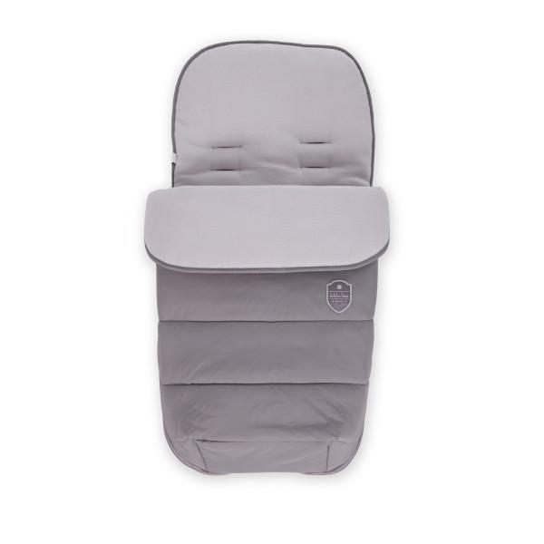 Kikkaboo Чувалче за количка Embroidered Light Grey