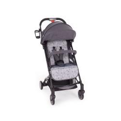 Kikkaboo Бебешка лятна количка Libro Grey