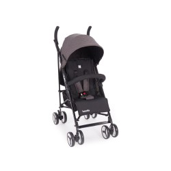 Kikkaboo Бебешка лятна количка Beetle Grey