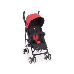 Kikkaboo Бебешка лятна количка Beetle Red