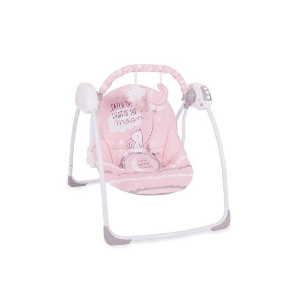 Kikkaboo Бебешка люлка Felice Pink Rabbit