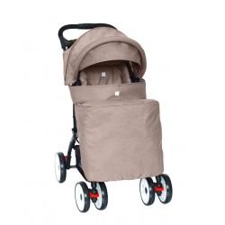 Kikkaboo Бебешка лятна количка Airy Beige