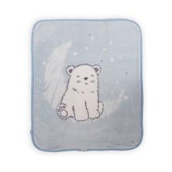 Kikkaboo Порт бебе Blue Polar Bear