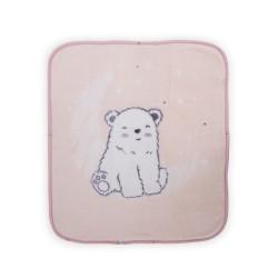 Kikkaboo Порт бебе Pink Polar Bear