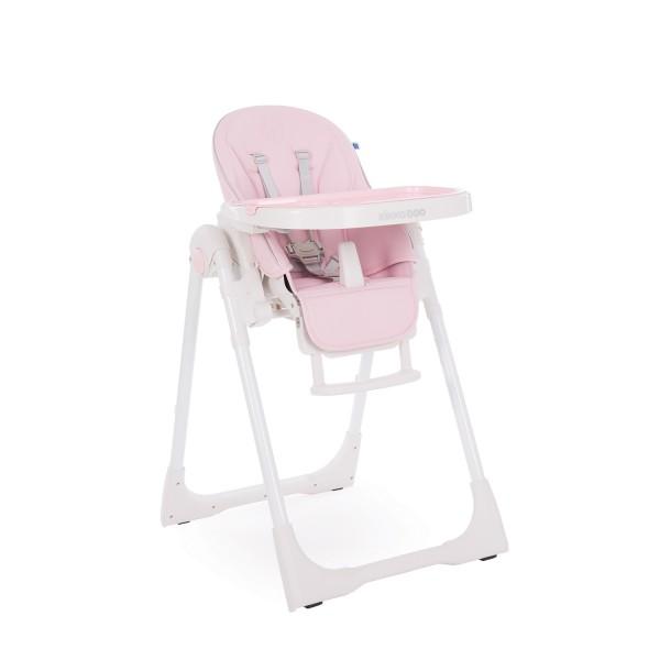 Kikkaboo Стол за хранене Pastello Pink