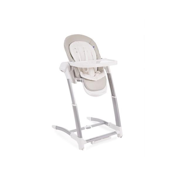 Kikkaboo Бебешка люлка/столче за хранене 3в1 Prima Beige