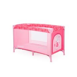 Kikkaboo Кошара на едно ниво Pyjama Party Pink Fox