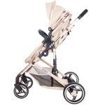Kikkaboo Комбинирана количка 3 в 1 Tiara Beige