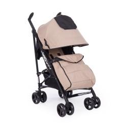 Kikkaboo Бебешка лятна количка Quincy Beige Melange