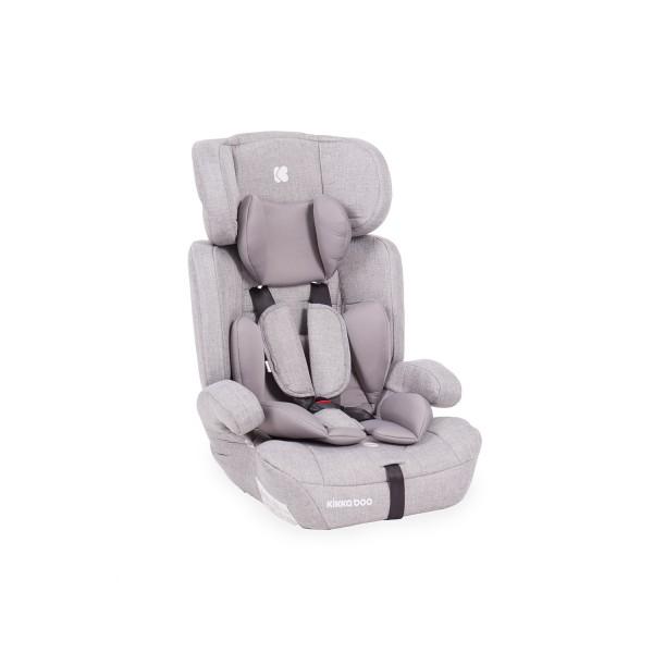 Стол за кола 1-2-3 (9-36 кг) Zimpla Light Grey