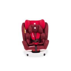 Kikkaboo Стол за кола 0-1-2-3 (0-36 кг) 4 Fix DOUBLE ISOFIX Red