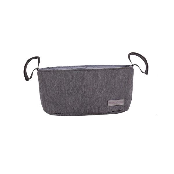 Чанта Zoe Dark Grey