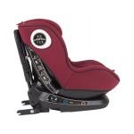 Стол за кола 0-1-2 (0-25 кг) Twister ISOFIX Red