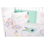 Бебешки спален комплект 6 части 60/120 New Friends