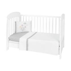 Бебешки спален комплект 3 части EU Style 70/140 Joyful Mice