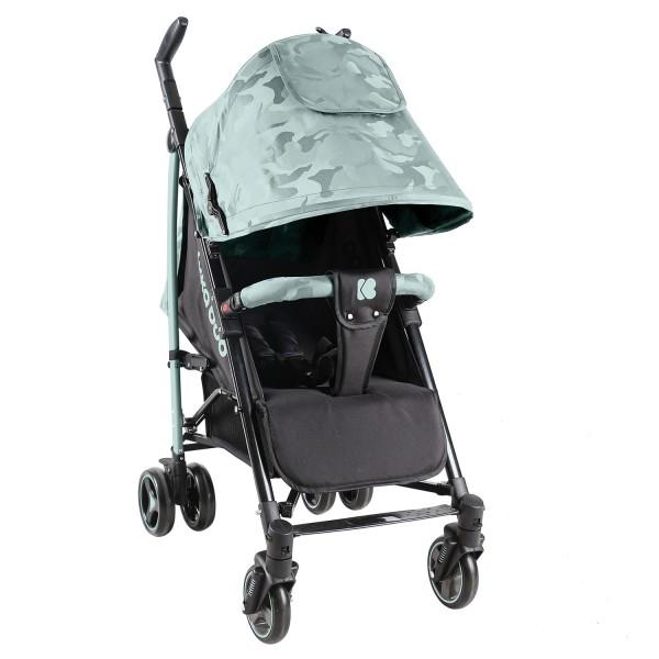 Kikkaboo Бебешка лятна количка Kingsy Mint 2020