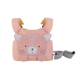 Каишка за прохождане Cat Pink