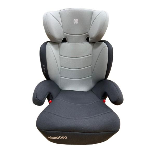 Kikkaboo Стол за кола 2-3 (15-36 кг) Amaro ISOFIX Light Grey