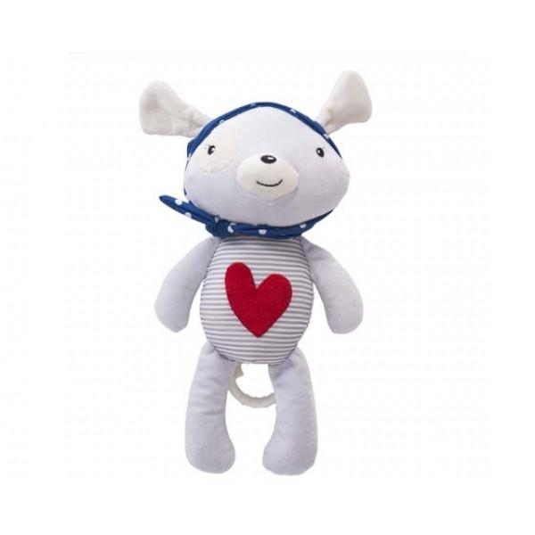 Музикална играчка за легло Red Heart LOVE ROME