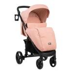 Kikkaboo Комбинирана количка 3 в 1 Madrid Pink Melange 2020