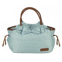 Чантa Dotty Blue