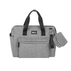 Чанта Maxi Grey