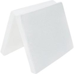 Сгъваем матрак мини 50/85/5 cm White Velvet