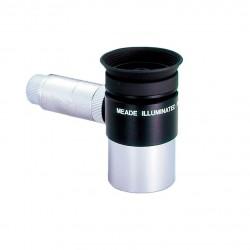 """Безжичен окуляр 1,25"""" с осветена решетка Meade серия 4000 12 mm MA"""