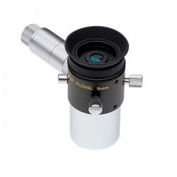 """Безжичен окуляр 1,25"""" Plössl с осветена решетка Meade серия 4000 9 mm"""