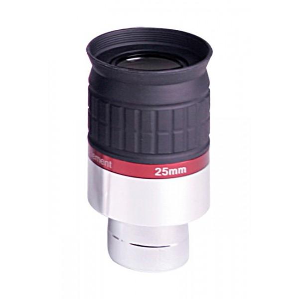 """Окуляр 1,25"""" от 6 елемента Meade серия 5000 HD-60 25 mm"""