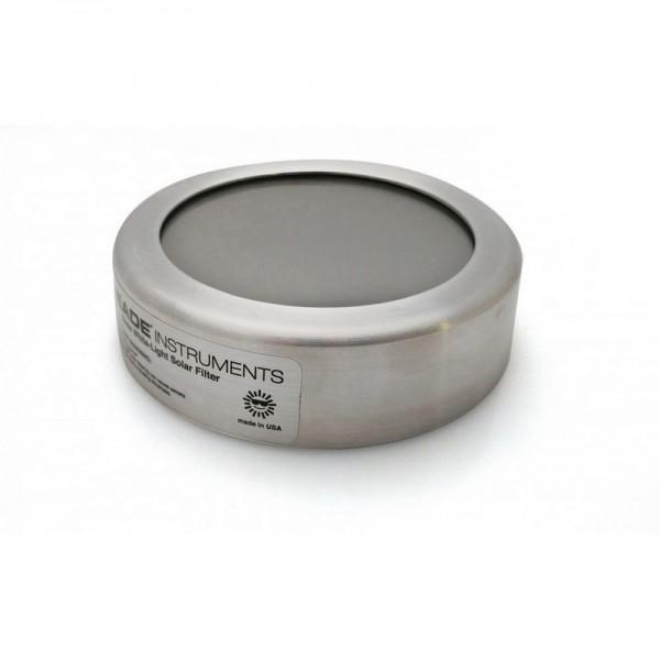 Стъклен соларен филтър за бяла светлина Meade №500