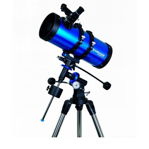 Рефлекторен телескоп Meade Polaris 127 mm EQ