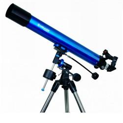 Рефракторен телескоп Meade Polaris 80 mm EQ