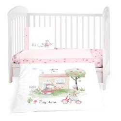 Бебешки спален комплект 5 части My Home