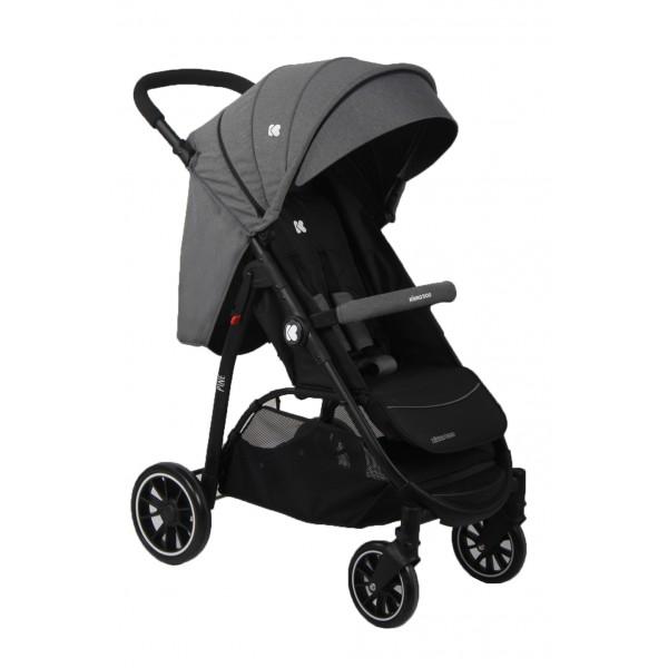 Kikkaboo Бебешка лятна количка Pine Grey