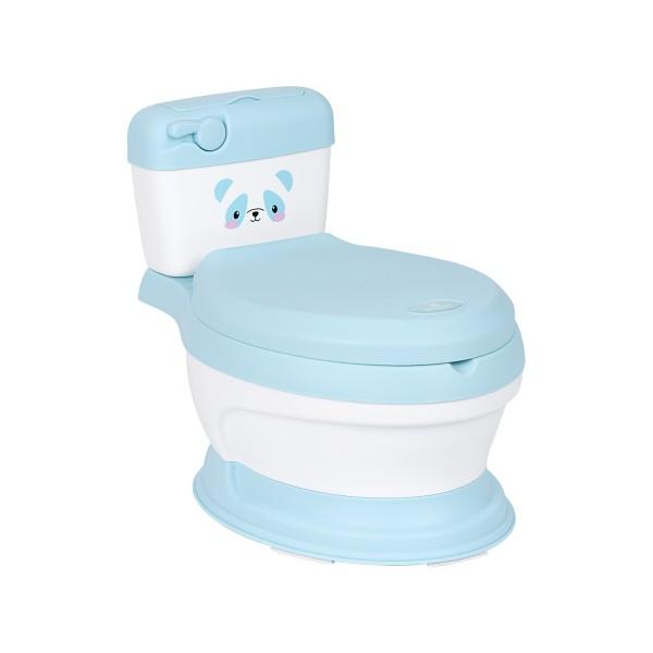 Kikkaboo Гърне тоалетна чиния Lindo Blue