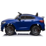 Kikkaboo Акумулаторна кола с лиценз Mercedes AMG GLC Coupe Blue