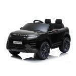 Kikkaboo Акумулаторна кола Licensed Range Rover Evoquue Black SP