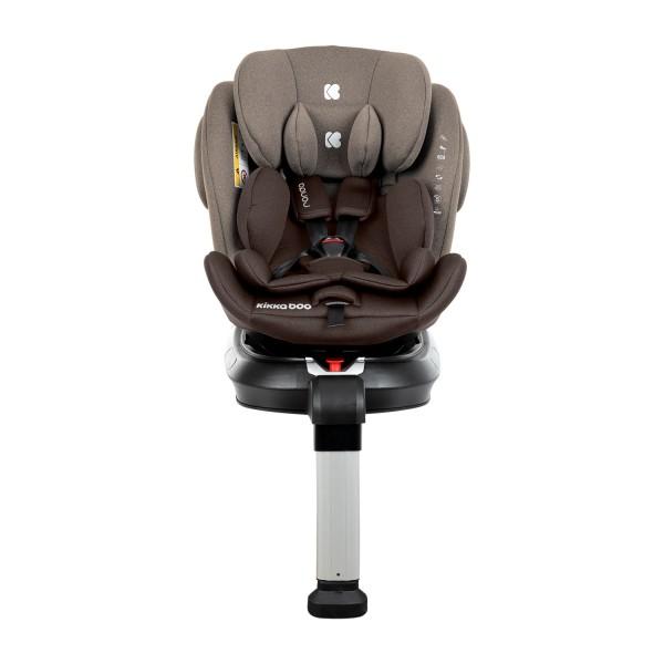 Kikkaboo Стол за кола 0-1-2-3 (0-36 кг) Ronda ISOFIX Brown