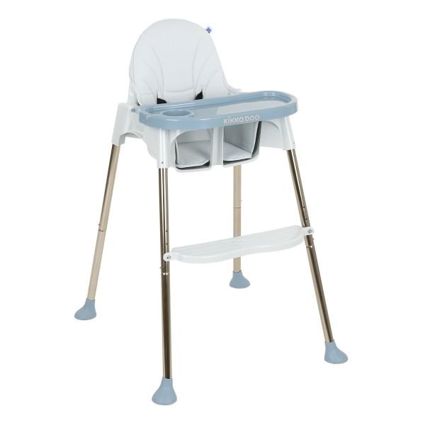 Kikkaboo Стол за хранене Sky-High Blue