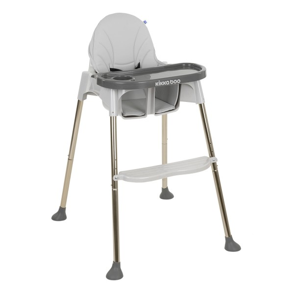 Kikkaboo Стол за хранене Sky-High Grey
