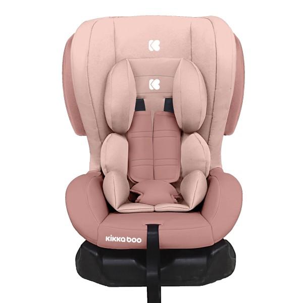 Kikkaboo Стол за кола 0-1 (0-18 кг) Sport SPS Pink