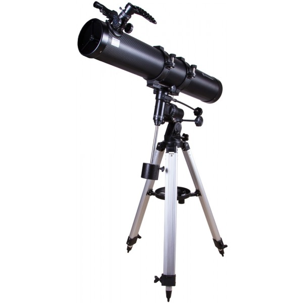 Bresser Galaxia 114/900 Telescope, with smartphone adapter