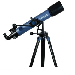 Рефракторен телескоп Meade StarPro AZ 90 mm