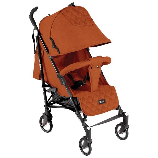 Kikkaboo Бебешка лятна количка Vivi Orange 2020