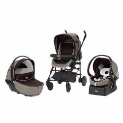 Предимства на бебешките колички 3 в 1