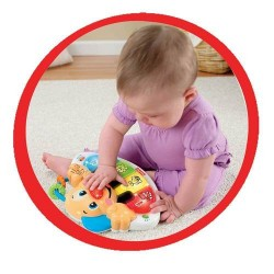 Подходящи играчки за бебета