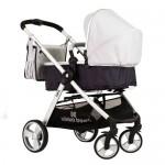 Бебешка количка Bali Summer Grey