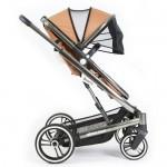 Бебешка количка Divaina Brown