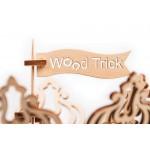 Wood Trick Дървен конструктор Carousel